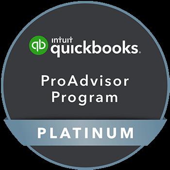 Certified QuickBooks Online ProAdvisor Platinum Overland Park Lee's Summit, MO Kansas City